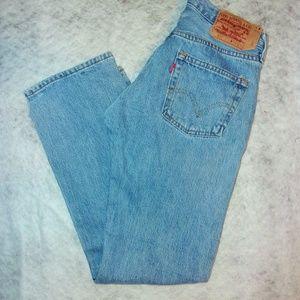 VINTAGE LEVIS 501 Size 29 Great Condition